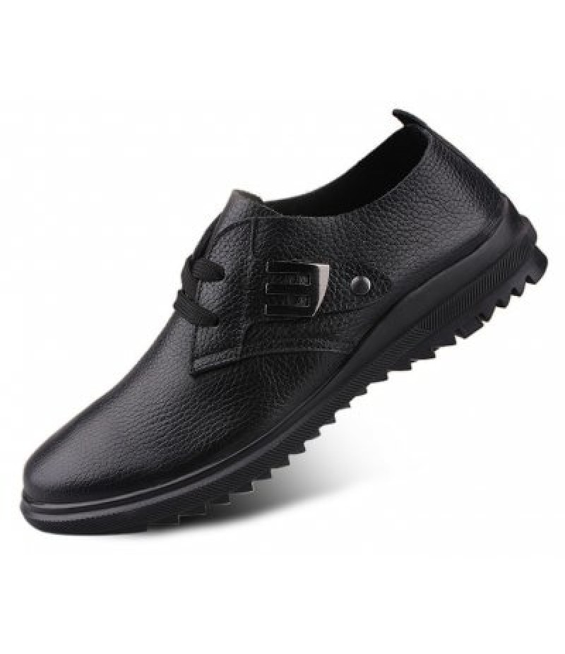 Men's Superior Soft Handmade Leather Oxford Shoes