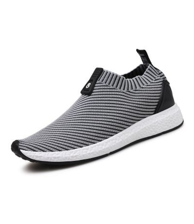 New Style Woven Breathable Men's Sports Shoes