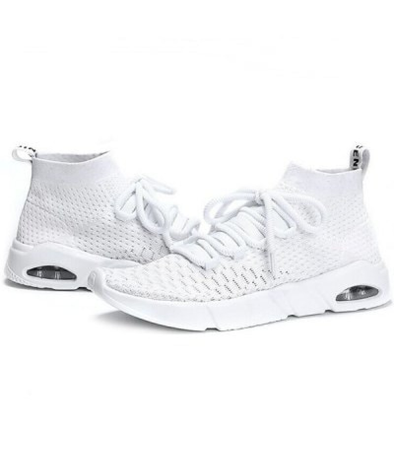 Breathable Fashion Mesh Running Shoes