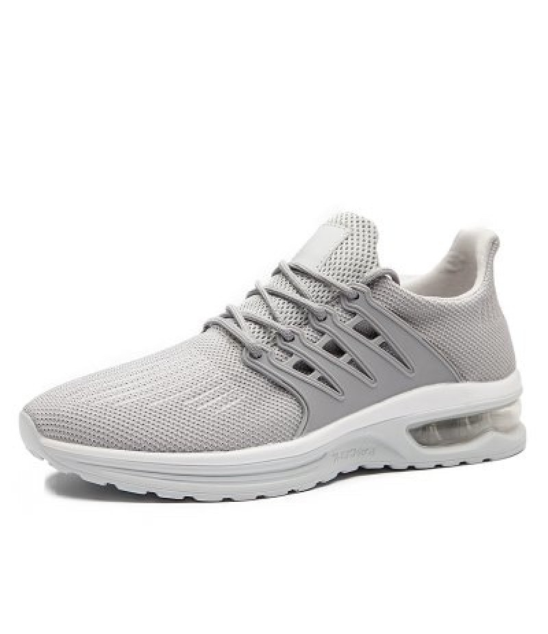 Air Cushion Knitted Fly Line Sports Shoes