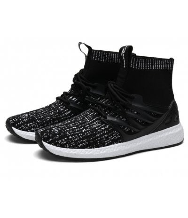 Male Versatile Outdoor High-top Breathable Sneakers