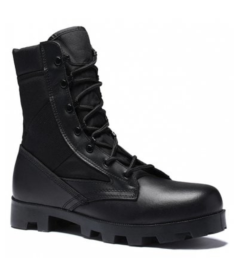 Men Classic Outdoor Tactical Military High Top Boots